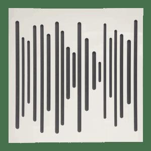 Настенный акустический поглотитель